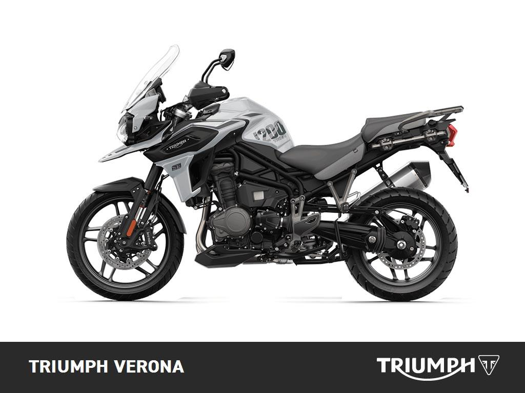 Triumph Tiger 1200 Alpine Edition
